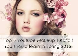 strongly remended top 5 you makeup tutorials you should learn in spring 2016 ovonni