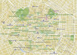 <b>Карта Милана</b> — подробная <b>карта</b> отелей и туристических ...