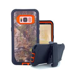 S8Plus Case, Harsel Defender Series Heavy Duty <b>Natural</b> Tree ...