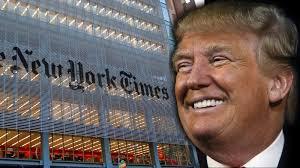 """Tramp İranla bağlı sanksiyaları təxirə salır - """"The New York Times"""""""