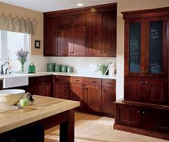 in style kitchen cabinets: shaker style kitchen cabinets by kemper cabinetry