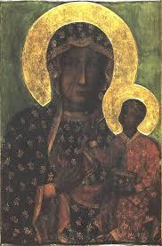 Black Madonna of Częstochowa - Wikipedia