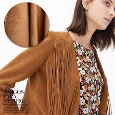 <b>Hot sale</b> fashion Coffee color <b>double sided</b> faux fur fabric for dress ...