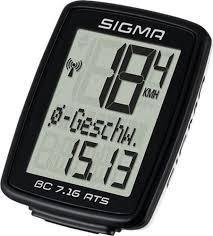 "Отзывы на <b>Велокомпьютер Sigma</b> ""Topline <b>BC 7.16</b> ATS"", 7 ..."