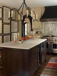 oil rubbed bronze chandelier kitchen rustic with accent tile apples backsplash tile caesarstone counter bathroom lighting chandelier