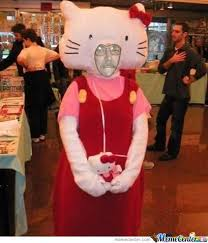 Hello Kitty Memes. Best Collection of Funny Hello Kitty Pictures via Relatably.com