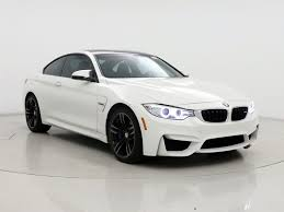 Used BMW <b>M4 White</b> Exterior for Sale