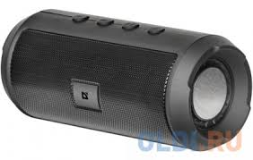 Портативная <b>колонка Defender ENJOY</b> S500 Black — купить по ...
