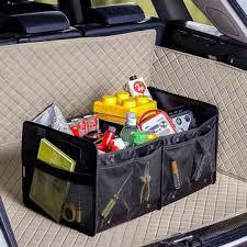 leao foldable <b>car trunk storage box</b> travel organizer holder interior ...
