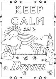 <b>Keep calm</b> and … - Coloring Pages for Adults