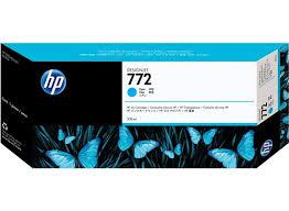 <b>HP 772</b> 300-ml Cyan <b>DesignJet</b> Ink Cartridge - <b>HP</b> Store Australia