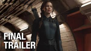 The Hunger Games  Mockingjay Part    Jennifer Lawrence  Final Trailer        Burn      YouTube YouTube