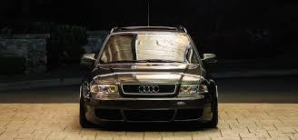 Audi Rs4 2001 Vwvortex S Avant W Widebody Ferrari Grigio