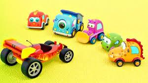<b>Маленькие машинки</b> - Мультик про гонки. Развивающие мультики ...
