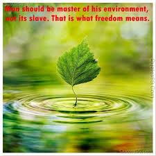 Natural Environment Quotes. QuotesGram via Relatably.com