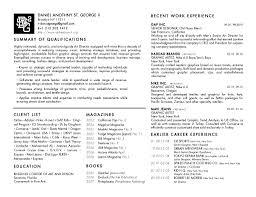 senior fashion designer resume daniel anthony st george nd senior fashion designer resume