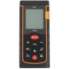 Купить Лазерный <b>дальномер RGK D100</b> по супер низкой цене со ...