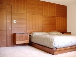 bedroom paneling ideas: bedrooms hefner woodworking and sorkin custom wooden panel wall