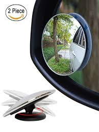 Buy <b>2</b> Pcs <b>Car</b> Mirrors 360 Degree Swivel <b>Car</b> Blind Spot Mirror ...