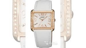 Женские <b>часы Orient</b> Dressy <b>qcbd001W</b> купить в Москве | Личные ...