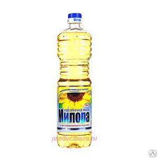 <b>Подсолнечное масло</b> рафинированное «МИЛОРА» 1 л., цена в ...