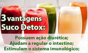 Resultado de imagem para sucos detox