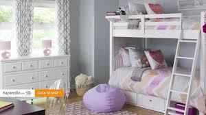 girls room playful bedroom furniture kids: kids bedroom ideas a playful pastel girls room hayneedlecom
