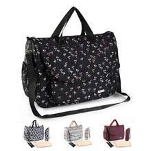 Новая детская <b>сумка</b> с принтом для <b>коляски</b>, водонепроницаемая ...