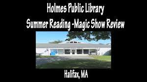 halifax ma magicians massachusetts summer reading library club x
