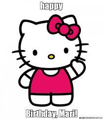 Hello Kitty | Meme Generator via Relatably.com