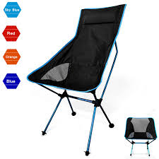 Beach Chair Fishing Grazing Camping Ultralight <b>Folding Chair</b> ...