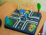 Поделка на тему правило дорожного движения