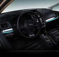 <b>Декоративные молдинги на приборную</b> панель для Subaru XV ...