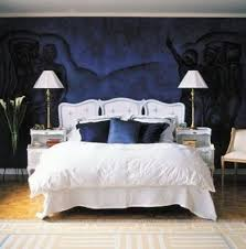 dark blue bedroom with white brown and black home decor report blue bedroom color black blue bedroom