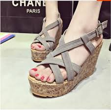 European <b>Style Summer</b> Shoes Fashion Sandals Women Shoes ...