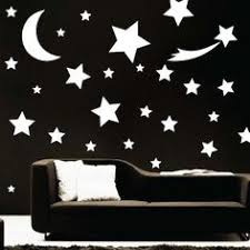 sun wall decal trendy designs: shooting star wall art design trendy wall designs