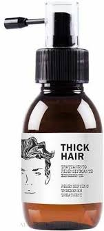 <b>Уплотняющий</b> и укрепляющий тоник - Nook <b>Dear Beard Thick Hair</b> ...