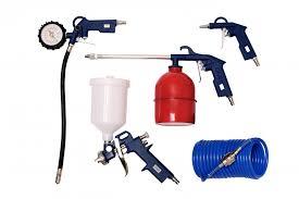 Купить <b>Набор пневмоинструмента Zitrek 5PCS</b> ( 5 предметов ...