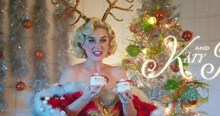 <b>Katy Perry</b> Gets a Massage from a Reindeer in Video for New Song ...