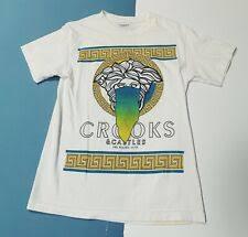 Белые <b>рубашки</b> регулярного <b>Crooks & Castles</b> для мужчин ...