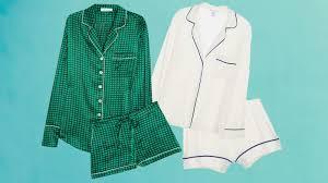 silk pajamas set loungewear women home clothes soft stain sleepwear womens luxury sexy long sleeve maternity