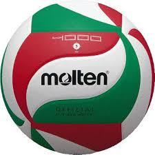 Волейбольный <b>мяч Molten</b> V5M4000 - Balls.ru