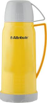 """<b>Термос Attribute</b> """"<b>Friendy</b>"""", с ручкой, цвет: желтый, 600 мл AVF403 ..."""