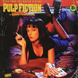 Soundtrack / <b>Pulp Fiction</b> (LP)