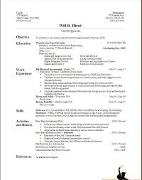 to create resume template  seangarrette coto