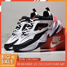 Original <b>Nike Air Monarch M2K</b> Tekno spot black and white gray 36 ...