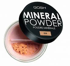 GOSH <b>Пудра</b> рассыпчатая минеральная для <b>лица Mineral</b> ...