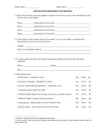edit essay   Worr aimf co  Expository essay peer editing checklist worksheets