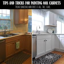 painted kitchen cabinets vintage cream: how to paint oak cabinets oak kitchen before after graphic x