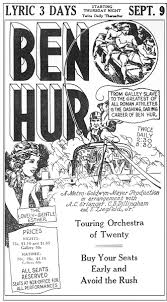 Image result for images of 1925 ben hur